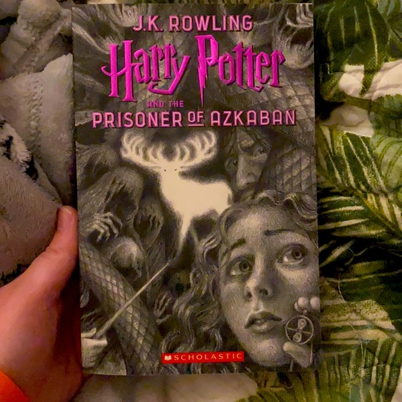 Harry Potter and the prisoner of azakaban book